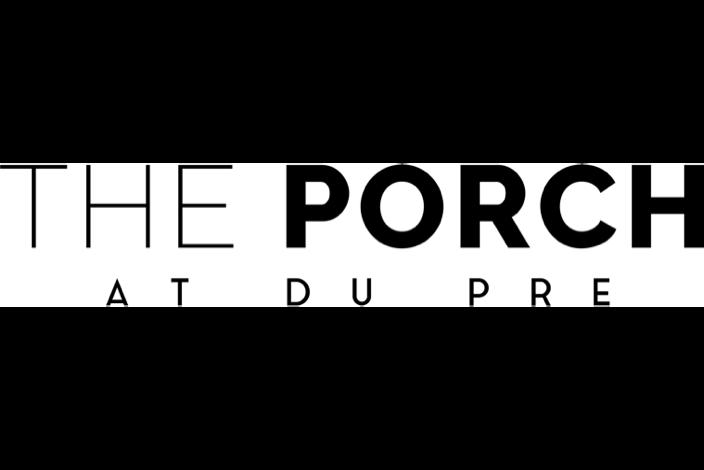porch at du pre logo